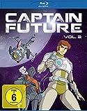Captain Future Vol. 2 [Blu-ray]