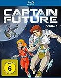 Captain Future Vol. 1 [Blu-ray]