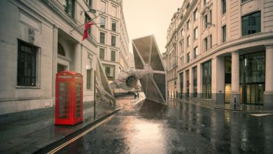 Photo of Star Wars Bruchlandungen