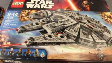 Photo of Lego bringt einen neuen Millenium Falcon (Set 75105) raus