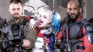 Photo of Erster Trailer zu Suicide Squad mit Will Smith