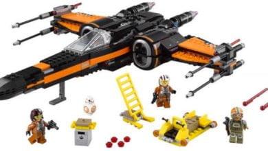 Bild von Erster Blick auf die neuen Lego Star Wars Sets