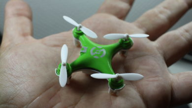 Photo of Cheerson CX-10 Mini Drohne – Klein aber ganz viel Fun