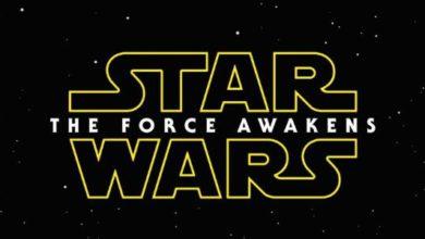 Bild von Erstes Filmplakat zu Star Wars – The Force awakens