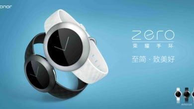Bild von Honor stellt seine erste Smartwatch vor, doch beim Namen gibt es wohl noch Verwirrung