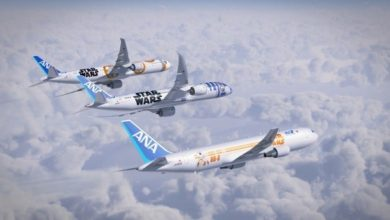 Photo of Die Fluggesellschaft ANA stellt seine Star Wars Flotte vor