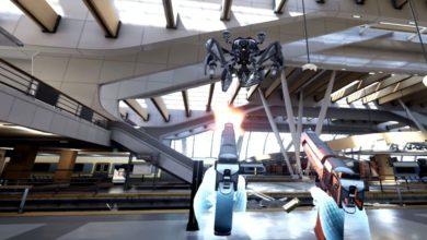 Bild von Bullet Train wird einer der ersten FPV – Shooter auf der Oculus Rift