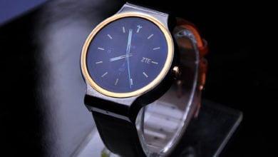Photo of ZTE Axon Watch vorgestellt – vorerst nicht in Europa erhältlich