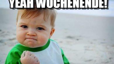 Photo of Wochenende…