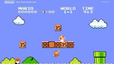 Photo of Google Easteregg zum 30. Geburtstag von Super Mario Bros