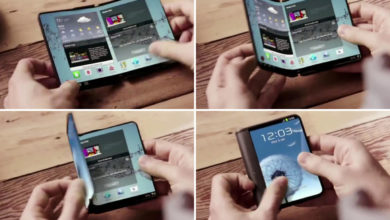 Bild von Samsungs Projekt Valley – Kommt das faltbare Display schon im Januar?