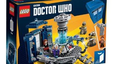 Photo of Die Lego Tardis (Set 21304) landet am 01. Dezember