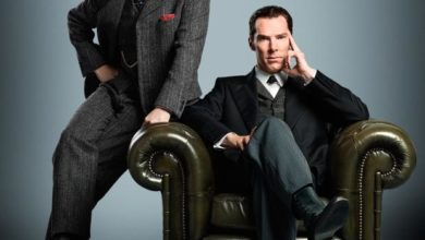 Photo of Trailer zum Sherlock Weihnachts-Special 2015