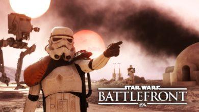 Photo of Launch Trailer zu Star Wars Battlefront