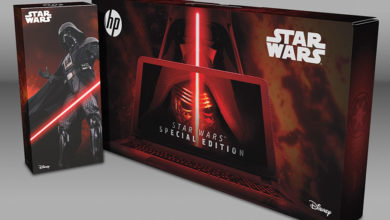 Photo of Die Macht erwacht mit diesem HP Notebook in der Star Wars Special Edition