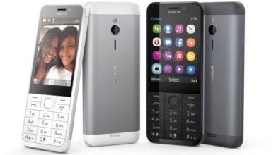 Bild von Das Nokia 230 und Nokia 230 Dual SIM – Die Rückkehr der Tasten