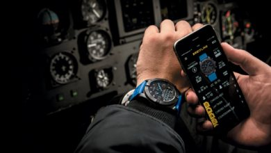 Photo of Die erste Smartwatch von Breitling – Die Breitling Exospace B55