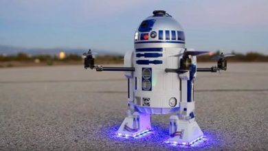 Photo of DIY: Fliegender R2-D2