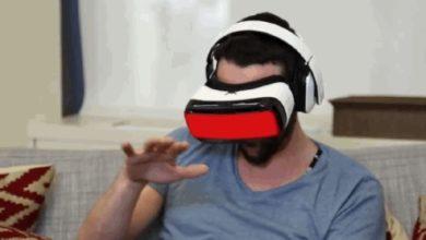 Photo of Setup für einen VR-Pornodreh