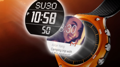 Photo of Casio WSD-F10 – erste Smartwatch von Casio mit Android Wear