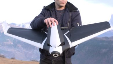 Photo of Parrot Disco – 80 km/h schnelle Drohne mit 45 min Flugzeit
