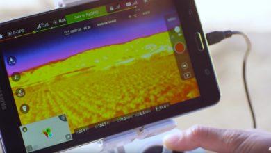 Photo of DJI Zenmuse XT: So funktioniert die Wärmebildkamera für die Inspire 1
