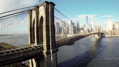 Photo of Noch mehr Luftaufnahmen aus New York