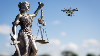 Drohnen - aktuelle Rechtslage
