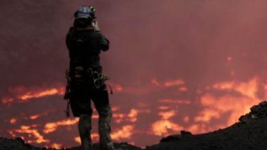 Photo of Für die Wissenschaft: Drohnenflug über einen aktiven Vulkan