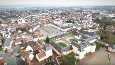 Photo of Meine Heimat: Luftaufnahmen aus Schwetzingen