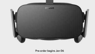 Photo of Oculus Rift kann ab 6. Januar vorbestellt werden