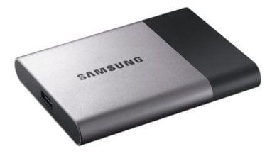 Photo of Samsung SSD T3 – externe SSD vorgestellt