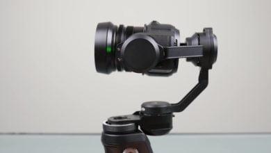 Photo of DIY – Zenmuse X5 mit dem DJI Osmo verwenden