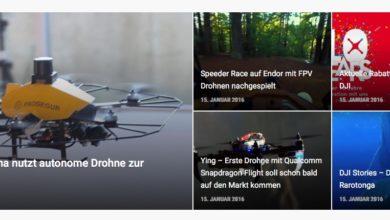 Photo of Hallo Dronecamp.de !