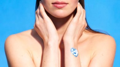 Photo of L'Oréal zeigt ein UV-Pflaster das mit eurem Smartphone verbunden ist