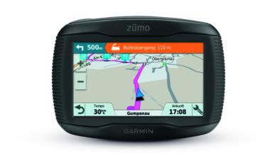Photo of Garmin stellt neue zūmo Navigationsgeräte vor