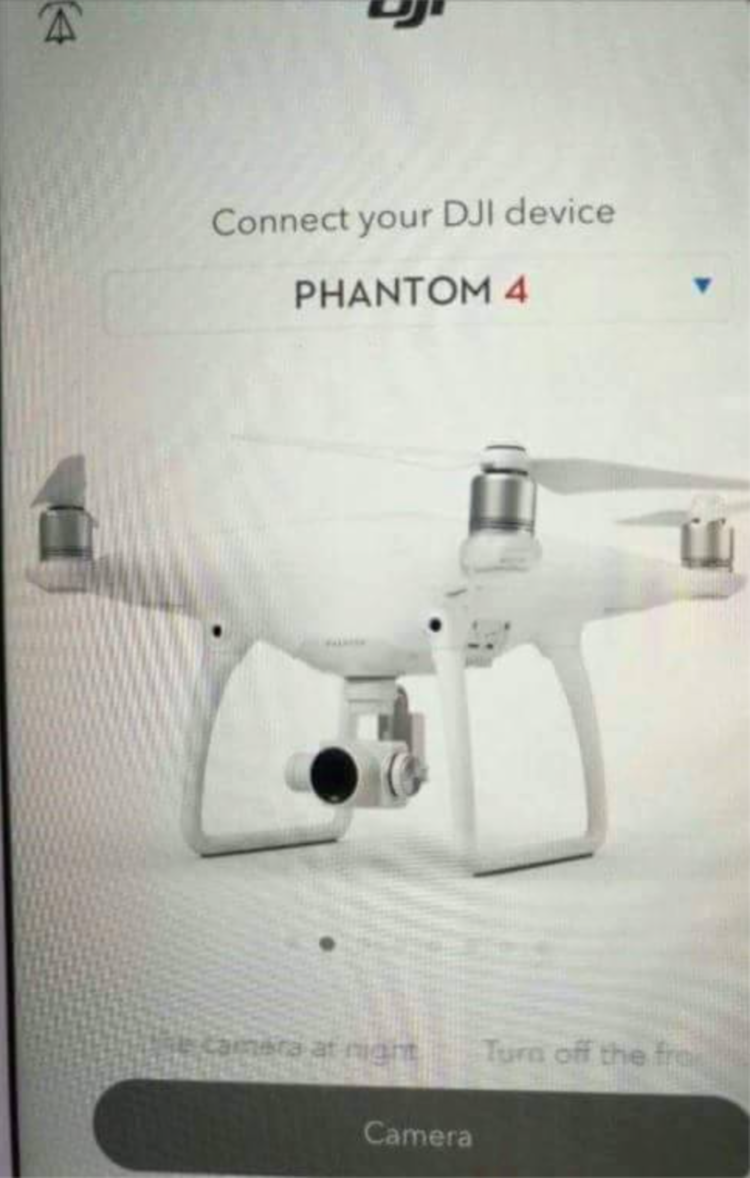 BETA DJI Go App Phantom 4