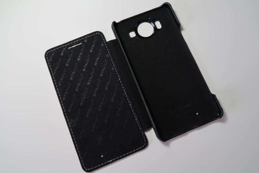 StilGut Handyhülle Maicrosoft Lumia 950