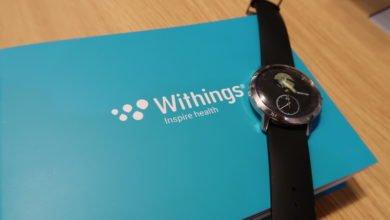 Photo of Withings Steel HR: Activité mit Display und HR-Sensor