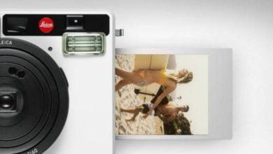 "Photo of Leica Sofort – die ""andere"" Polaroid-Kamera"