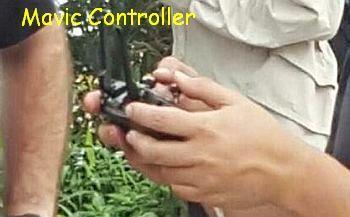 Controller DJI Mavic