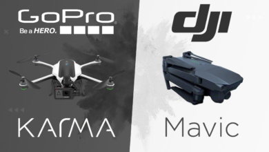 Photo of DJI Mavic Pro vs. GoPro Karma – Luftkrieg oder Pleitegeier