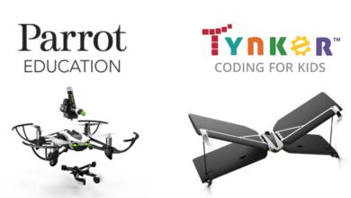 Photo of Programmieren lernen per Drohne – Parrot arbeitet mit Tynker zusammen