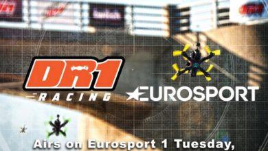 Photo of Eurosport überträgt zukünftig die Racecopter-Liga DR1