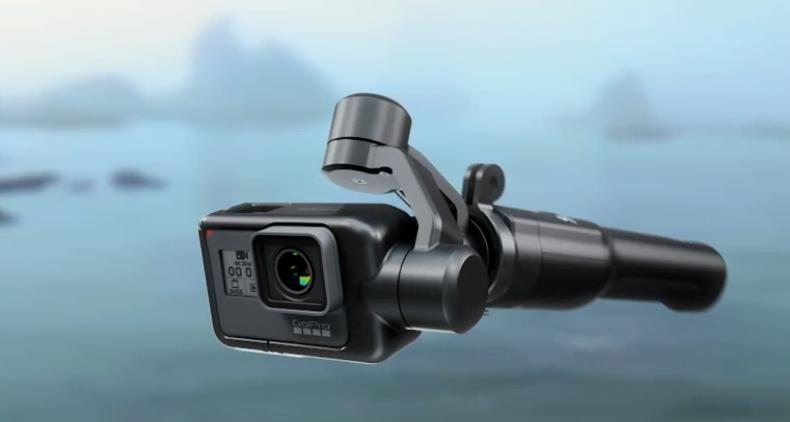 Kamera der GoPro Karma (GoPro Hero 5)