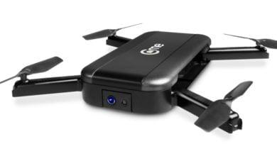 Photo of Revell stellt auf der CES die faltbare Drohne C-me vor