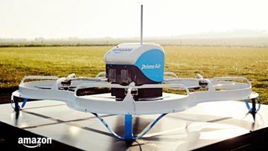Photo of Auch Amazon startet die Drohnenlogistik und liefert erstes Paket in nur 13 Minuten aus