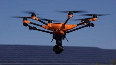 Bild von Yuneec H520 – Multicopter für den industriellen Einsatz