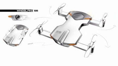 Photo of Wingsland S6 – Selfie Drohne mit 4K Kamera