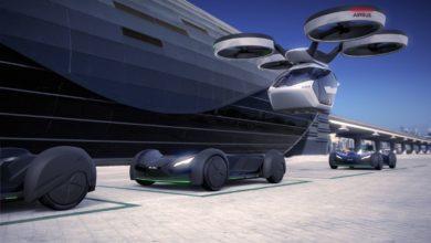 Photo of Airbus will mit dem Auto-Drohnen-Konzept Pop.Up den Abflug machen